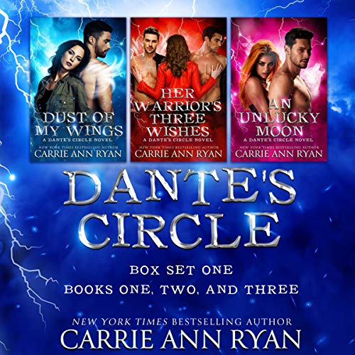 『Dante's Circle Box Set (Books 1-3)』のカバーアート