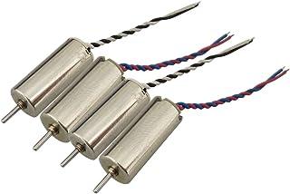 lahomia JJRC H36ミニRCクワッドコプタースペアパーツドローンエンジン用4個モーター