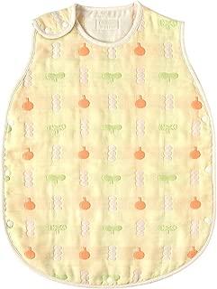 Hoppetta ポルカ ふくふくガーゼ(6重ガーゼ) トドラーキッズ スリーパー 赤ちゃん