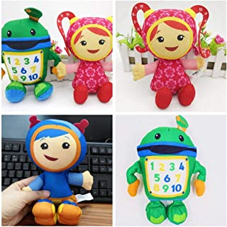 Best team umizoomi plush dolls Reviews