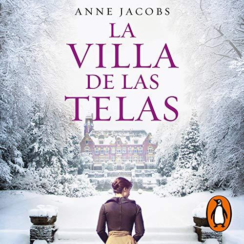 La villa de las telas [The Cloth Villa] Audiobook By Anne Jacobs, Marta Mabres Vicens - translator cover art