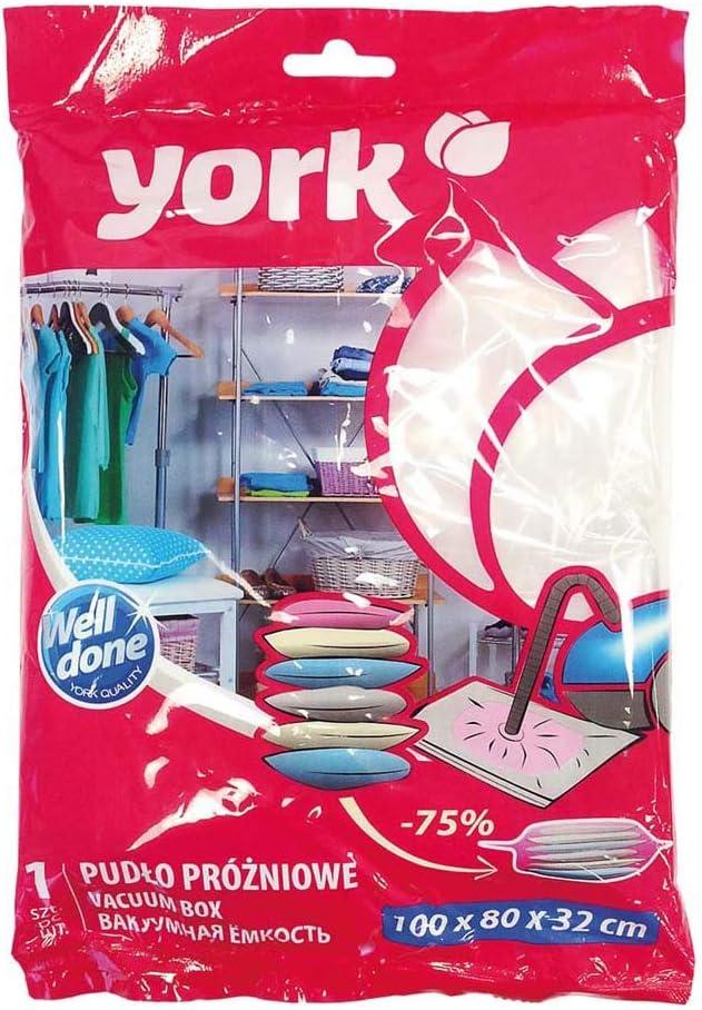 York Vacuum Box 1 Piece, Multicolor, Small