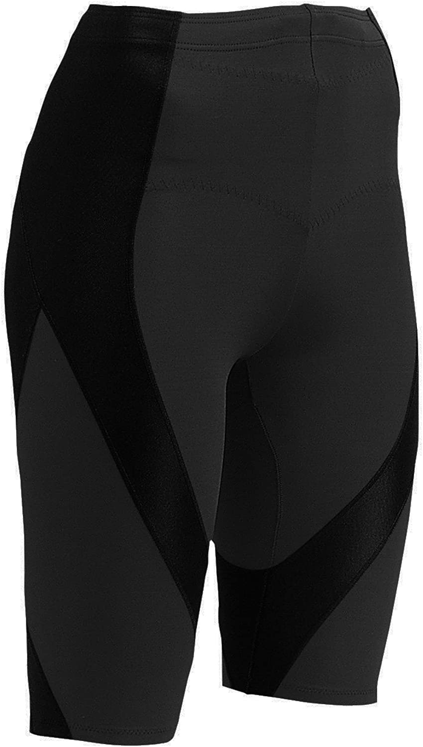 CWX Women's Muscle Support Endurance Pro Athletic Compression Short