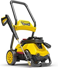 Stanley SLP2050 Electric Power Washer, Medium, Yellow (Renewed)