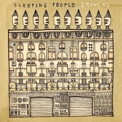 Sleeping People