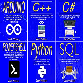 Coding Languages Halfway: 6 Books in 1 cover art
