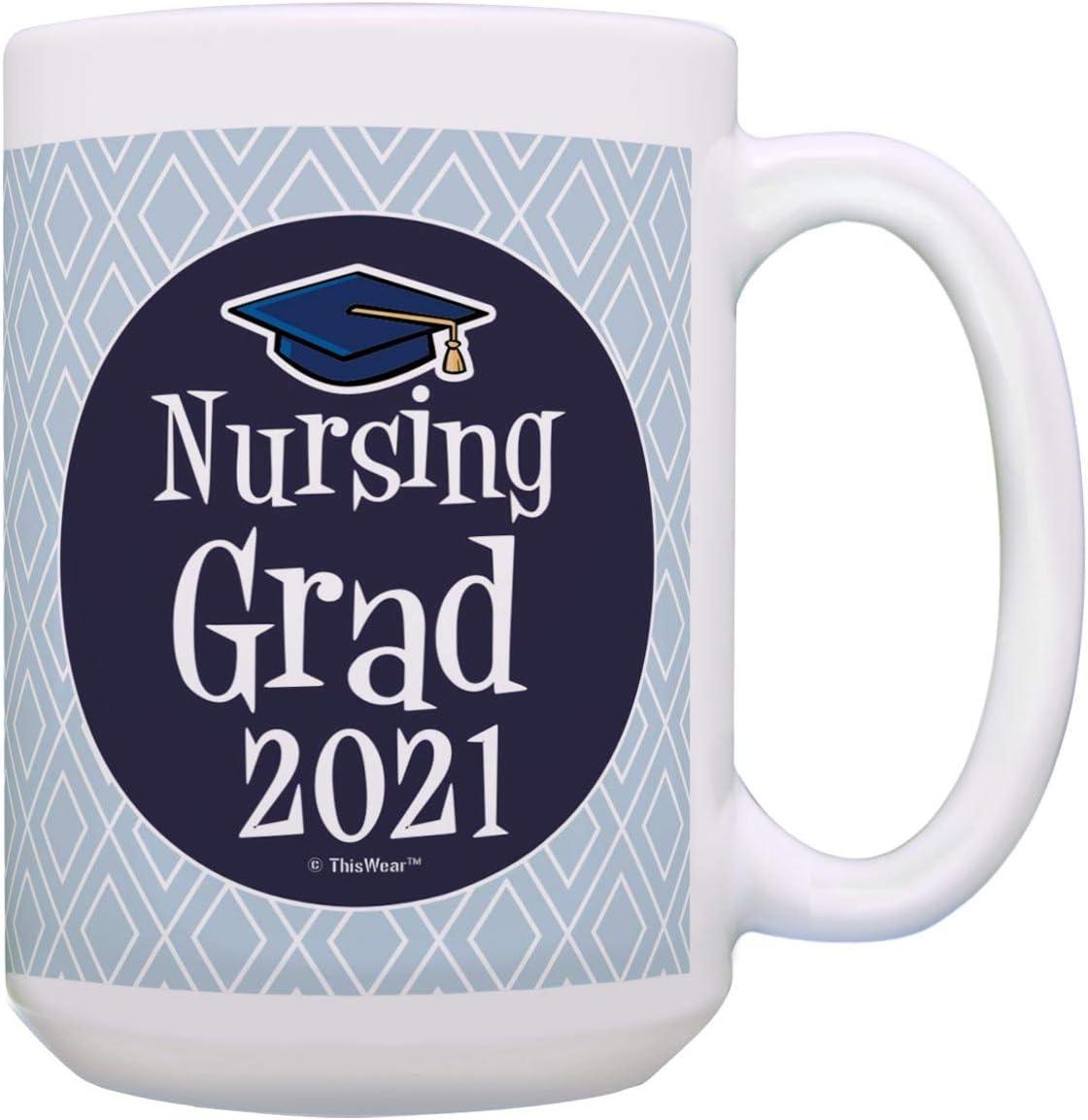 Gift for Nurse Graduation Fridge Magnet 2.5 x 3.5