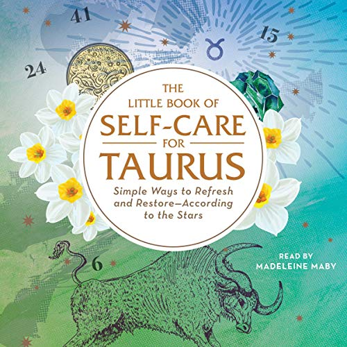 The Little Book of Self-Care for Taurus audiobook cover art