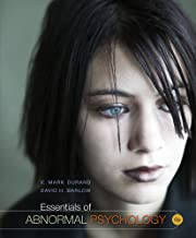 Essentials of Abnormal Psychology, 6th Edition