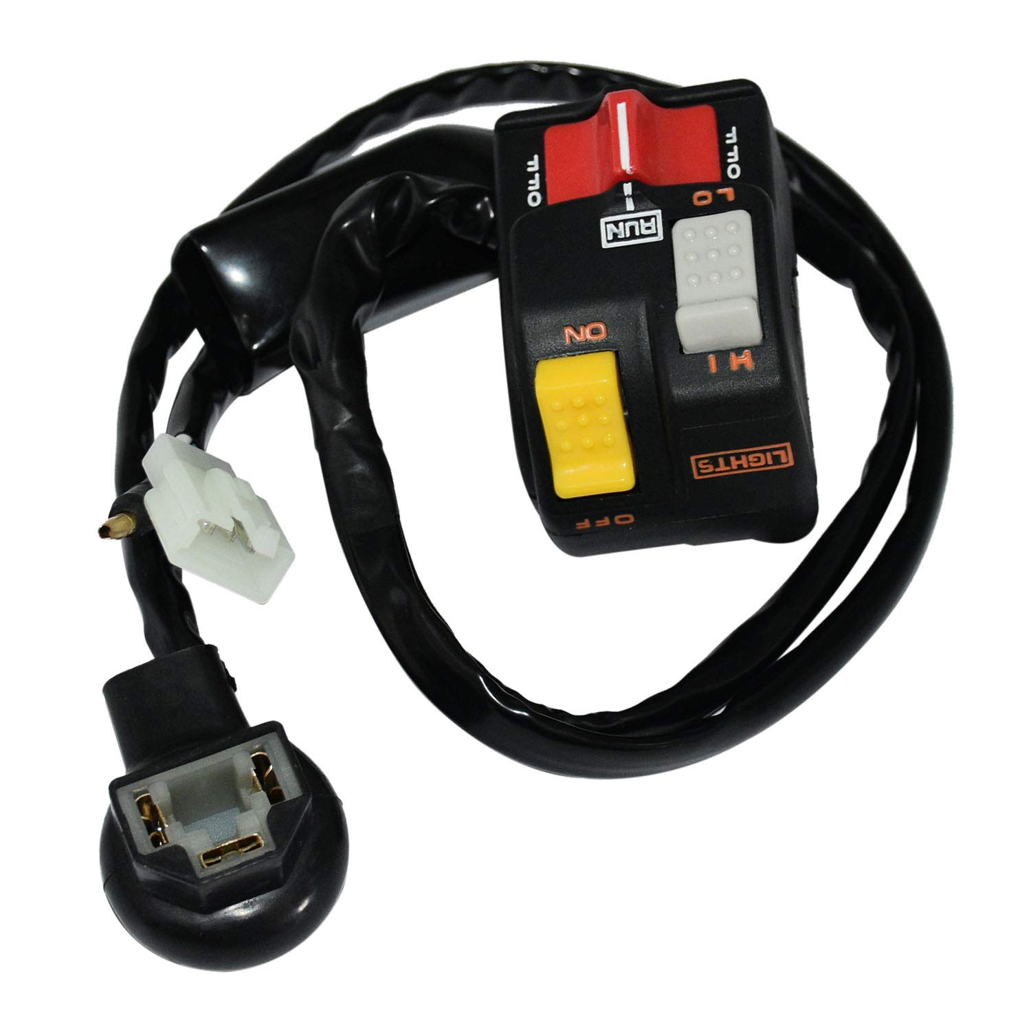 Carbman 35200-HB9-020 L H Switch Replacement TRX250R 35% OFF Elegant Honda for T