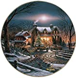 Wild Wings and Crown Thy Good Collector Plate by Terry Redlin