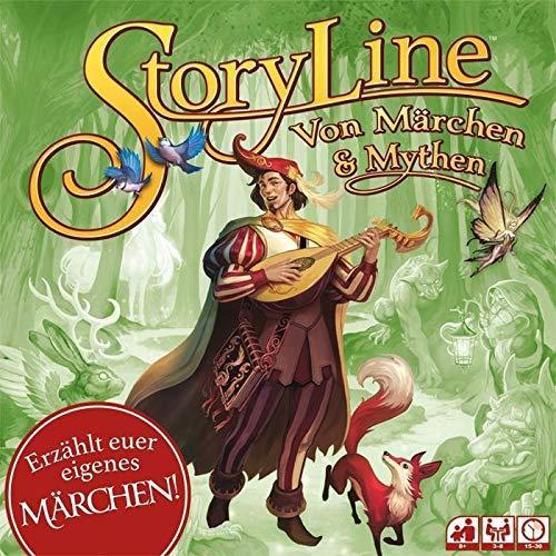 Asmodee ASMD0005 Storyline - Von Märchen und Mythen