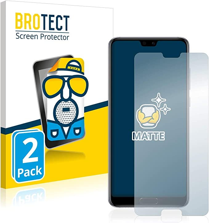29 opiniones para BROTECT Protector Pantalla Anti-Reflejos Compatible con Huawei P20 Pro (2