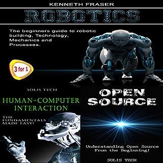Robotics + Human-Computer Interaction + Open Source cover art