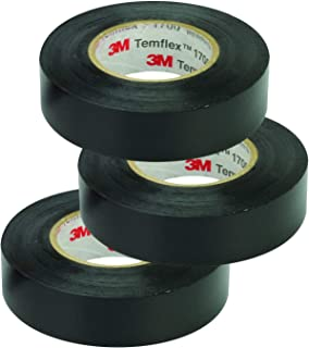 "Ancor Black x 66 x 7 mm 331066 Electrical Tape 3//4/"" X66"