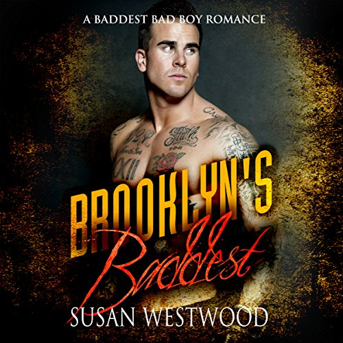 Brooklyn's Baddest audiobook cover art