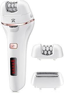 Epilator for Women, 2 in 1 Epilators Hair Removal for...