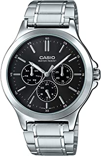 Casio Analog Black Dial Men's Watch - MTP-V300D-1AUDF (A1173)