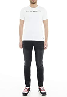 0a1d69f120 Amazon.co.uk: Emporio Armani - Jeans / Men: Clothing