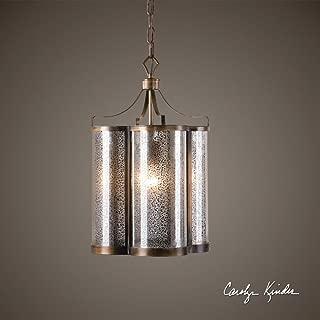 Best mercury glass pendant light Reviews