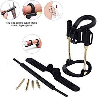 Lrjtr- Body Braces Male No Pain No Harm Stretching Bracket Correction Pure Physical Massage Endurance Training Device, Enlǎrgèr System Stronger Growth of up to 30% Length