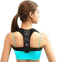 Corrector de Postura - Pesoo Corrección de la Postura de Espalda para Mujeres, Hombres y Adolescentes Alivio del Dolor...
