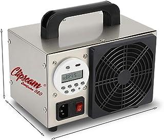 Generador de Ozono industrial 28.000 mg/h para superficies de hasta 300 m², Limpiador de ozono, Dispositivo de ozono para ...