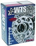 KYO-EI 協永産業 W.T.S.ハフ゛ユニットシステム M12XP1.5 普通車用 5H/100 15mm P1.5 内径54mm 個数:2枚1セット 品番 5015W1-54