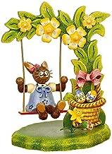 3inch Figurines et d/écorations Hiver Fille Enfants lanterne Hubrig Volkskunst 8cm