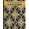 Diamond Log book For Painting: Track DP Art Projects Diamond Painting Notebook Journal, Diamond Painting Organizer For Diamond Painting Lovers