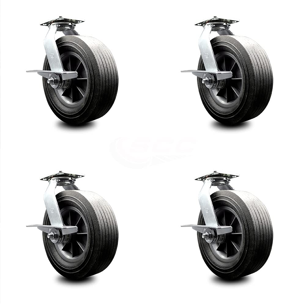 CST10 Greenlee GMX Cart Caster security 2021 spring and summer new Set Material - MA6065 –