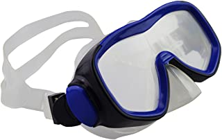 Qishi Silicone Swimming Goggles Anti-Water Anti-Fog for Adult