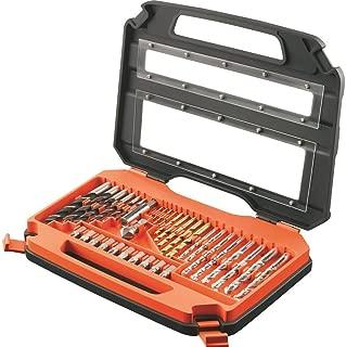BLACK+DECKER A7152-XJ - Set de 35 Piezas para atornillar y taladrar