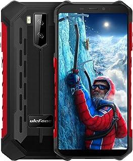 Rugged Phones Unlocked Ulefone Armor X5, 1.5M Waterproof Rugged Cell PhonesAndroid 9.0 5.5''HD 32GB+3GB Dual Sim Volte 13M...