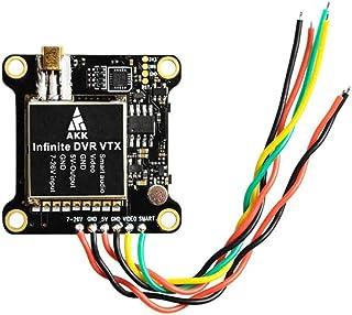 KINGDUO Akk Infinie Dvr Vtx 25/200/600/1000 MW De Puissance Commutable FPV Support pour Émetteur Smart Audio