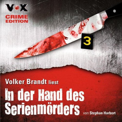 In der Hand des Serienmörders, 4 CDs (VOX CRIME EDITION)