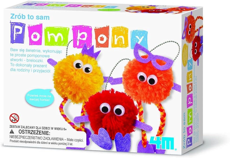 Great Gizmos 4 m Make Your Own Pom Poms B004WO6360 | Zu einem erschwinglichen Preis