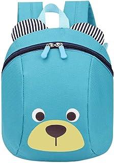 Voarge Plecak dla małych dzieci, torba zapobiegająca zgubieniu, śliczny plecak dla dzieci z niedźwiedziem zwierzątkiem, z ...