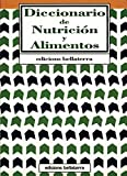 Diccionario de nutrición y alimentos