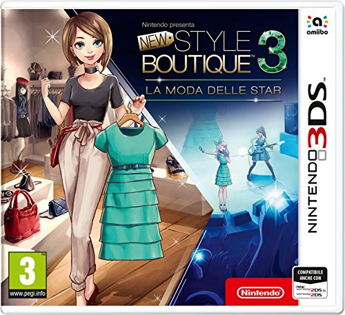 Nintendo 3DS New Style Boutique 3