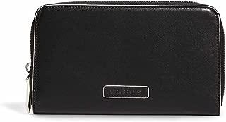 Accordion Wallet, Microfiber