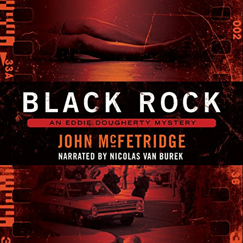 Black Rock audiobook cover art