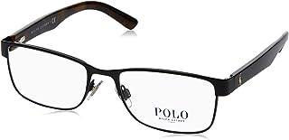 Polo Men's PH1157 Eyeglasses Matte Black 53mm