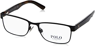 Polo Men's PH1157 Eyeglasses Matte Black 53mm