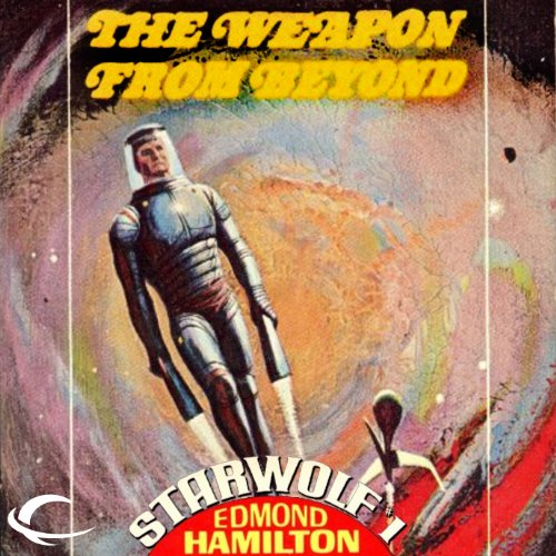 The Weapon from Beyond audiobook cover art