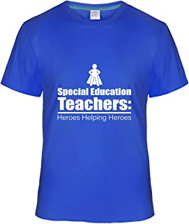 Beatles Rock Men's Particular Special Education Teacher Gift Heroes Helping t Shirts