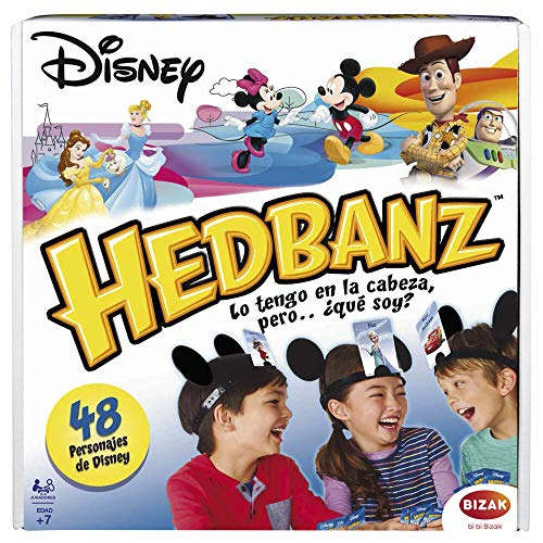 Bizak Headbanz Disney (BIZAK 61924161)