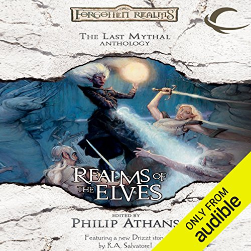 Realms of the Elves: The Last Mythal Anthologies Titelbild
