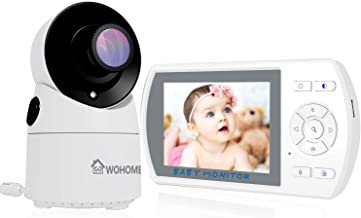 baby monitor with vibration alert