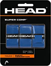 HEAD Super Comp Racquet Overgrip - Tennis Racket Grip Tape